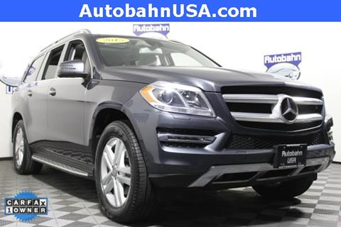 2015 Mercedes-Benz GL-Class for sale in Westborough, MA