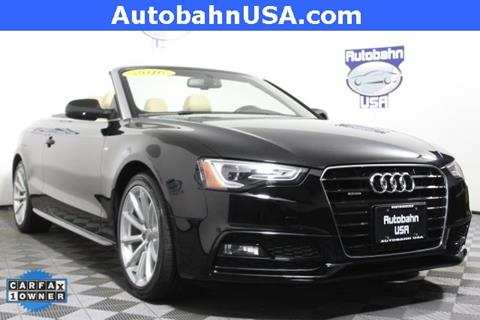 2016 Audi A5 for sale in Westborough, MA