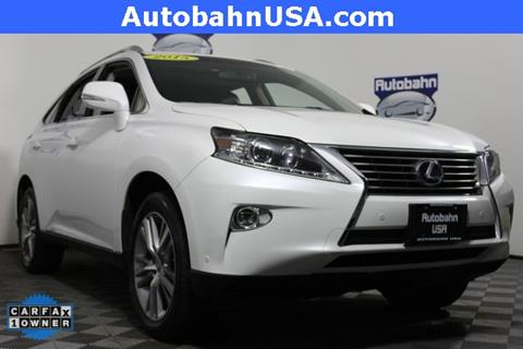 2015 Lexus RX 450h For Sale In Westborough, MA