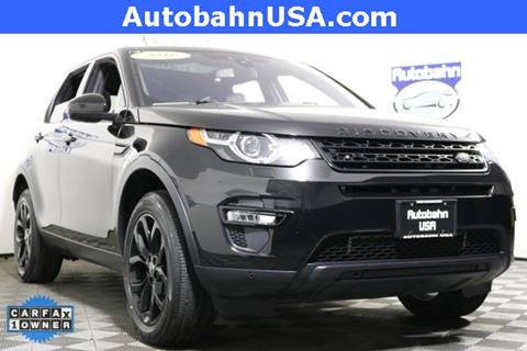 2016 Land Rover Discovery Sport for sale in Westborough, MA