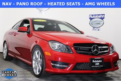 2015 Mercedes-Benz C-Class for sale in Westborough, MA