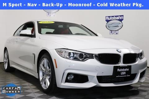 2016 BMW 4 Series for sale in Westborough, MA