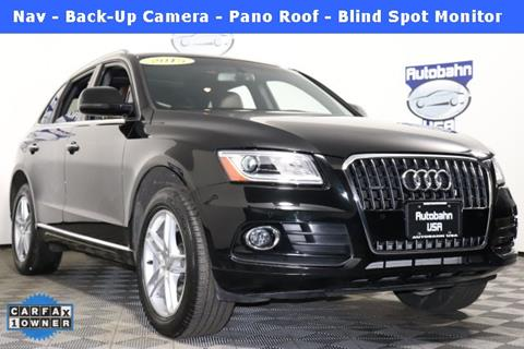2015 Audi Q5 for sale in Westborough, MA