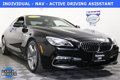 Used Bmw 6 Series For Sale In Massachusetts Carsforsalecom