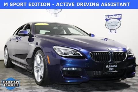 Used Bmw 6 Series For Sale In Westborough Ma Carsforsalecom