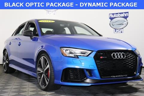 2018 Audi RS 3 for sale in Westborough, MA