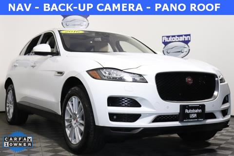 2017 Jaguar F-PACE for sale in Westborough, MA