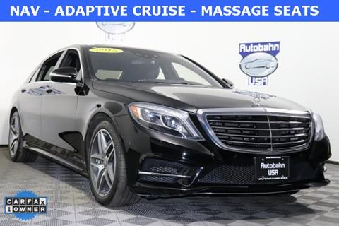 2015 Mercedes-Benz S-Class for sale in Westborough, MA