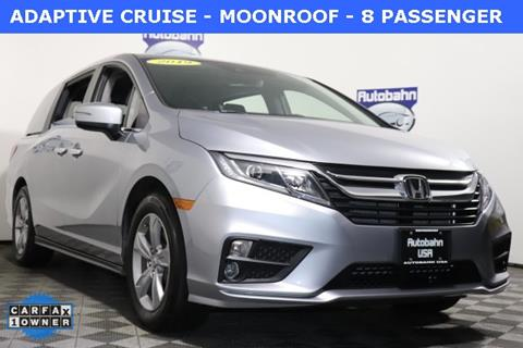 2019 Honda Odyssey for sale in Westborough, MA