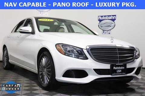 2017 Mercedes Benz C Class For Sale In Westborough Ma