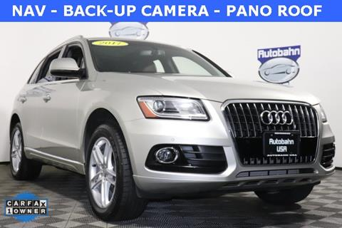 2017 Audi Q5 for sale in Westborough, MA