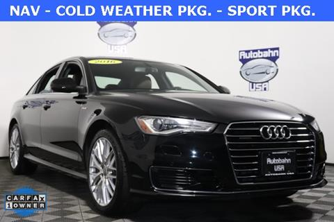 2016 Audi A6 for sale in Westborough, MA