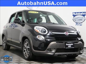 2014 FIAT 500L for sale in Westborough, MA