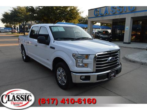 2015 Ford F-150 for sale in Grapevine, TX