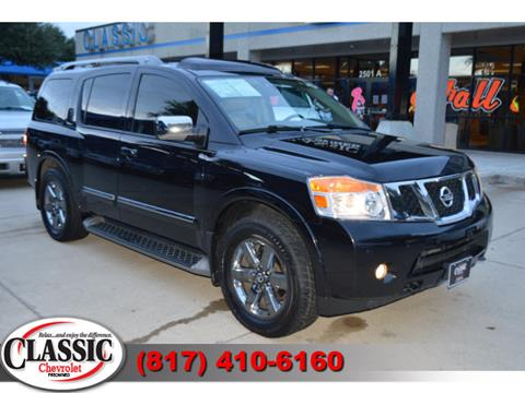 2014 Nissan Armada for sale in Grapevine, TX