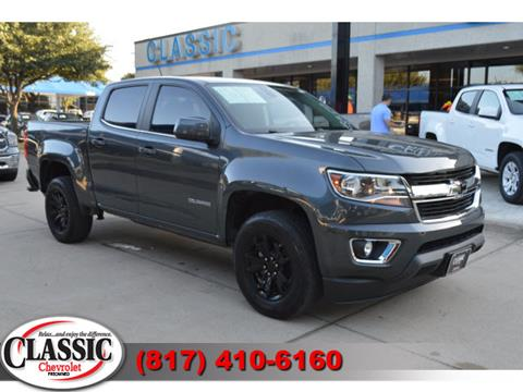 2015 Chevrolet Colorado for sale in Grapevine, TX