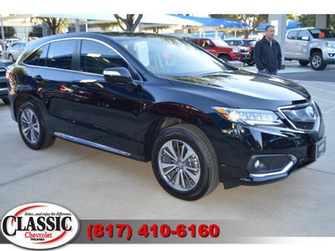 2017 Acura RDX for sale in Grapevine, TX