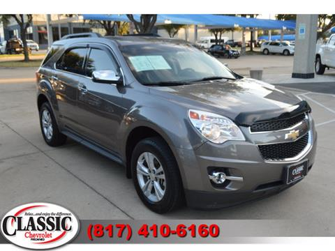 2012 Chevrolet Equinox for sale in Grapevine, TX