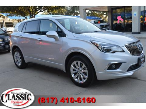 2017 Buick Envision for sale in Grapevine, TX