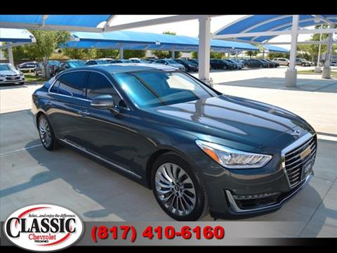 2017 Genesis G90 for sale in Grapevine, TX