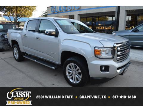 2017 GMC Canyon for sale in Grapevine, TX