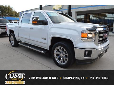 2015 GMC Sierra 1500 for sale in Grapevine, TX