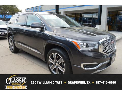 2017 GMC Acadia for sale in Grapevine, TX