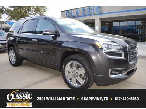 2017 GMC Acadia Limited for sale in Grapevine, TX