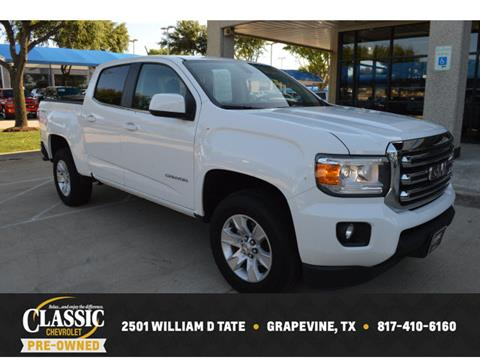 2018 GMC Canyon for sale in Grapevine, TX