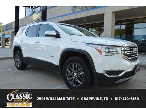 2018 GMC Acadia for sale in Grapevine, TX