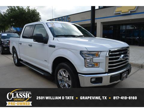 2017 Ford F-150 for sale in Grapevine, TX