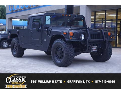 2003 HUMMER H1 for sale in Grapevine, TX
