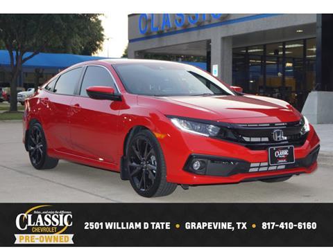 2019 Honda Civic for sale in Grapevine, TX