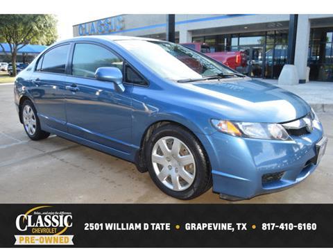 2010 Honda Civic for sale in Grapevine, TX