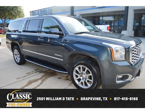 2019 GMC Yukon XL for sale in Grapevine, TX