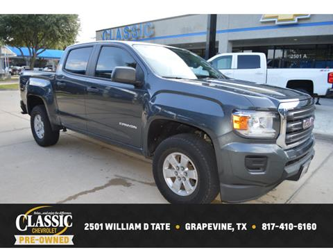 2016 GMC Canyon for sale in Grapevine, TX
