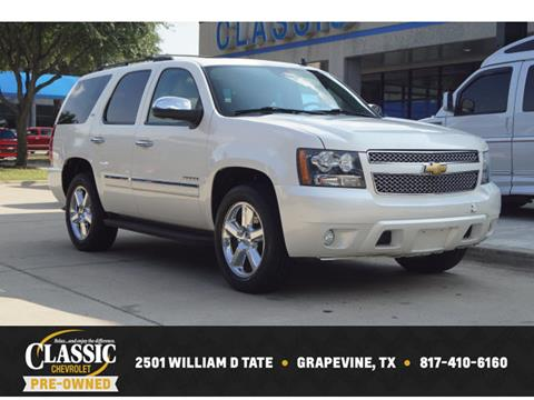2012 Tahoe For Sale >> 2012 Chevrolet Tahoe For Sale In Grapevine Tx