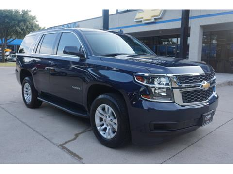2018 Chevrolet Tahoe for sale in Grapevine, TX