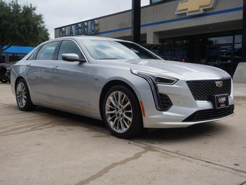 2019 Cadillac CT6 for sale in Grapevine, TX