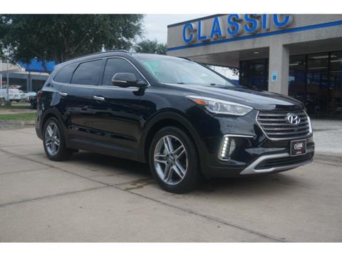 2017 Hyundai Santa Fe for sale in Grapevine, TX