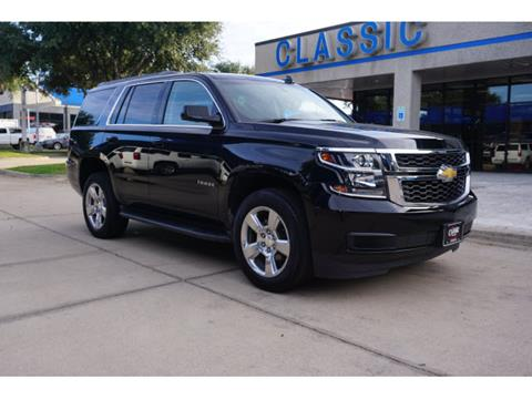 2017 Chevrolet Tahoe for sale in Grapevine, TX