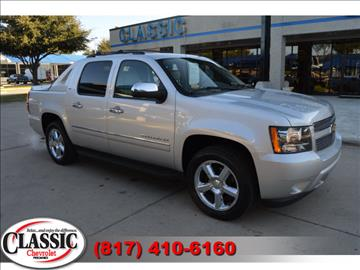 2012 Chevrolet Avalanche for sale in Grapevine, TX