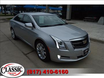 2017 Cadillac XTS for sale in Grapevine, TX