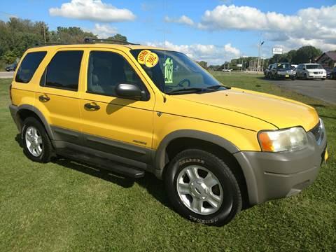 2002 Ford Escape for sale in Menasha, WI