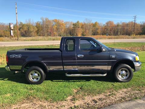 1999 Ford F-150 for sale in Menasha, WI