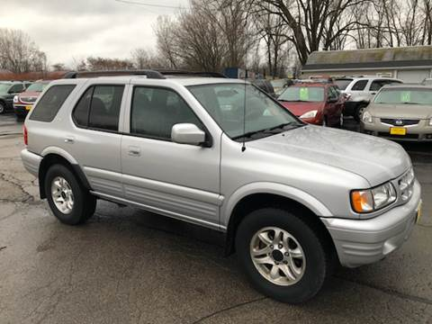 2002 Isuzu Rodeo for sale in Menasha, WI