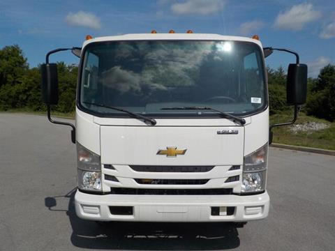 2019 Chevrolet 4500 LCF