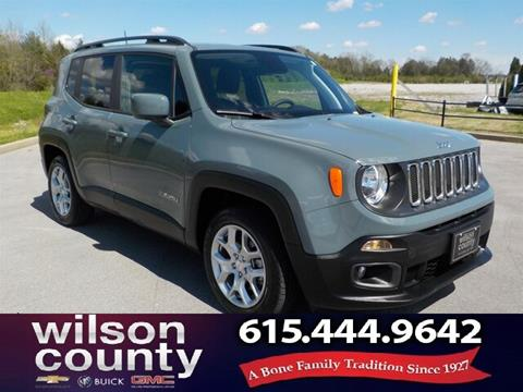2018 Jeep Renegade for sale in Lebanon, TN