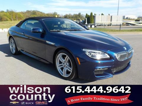 2016 BMW 6 Series for sale in Lebanon, TN