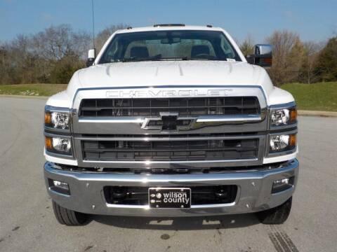 2020 Chevrolet Silverado 5500HD